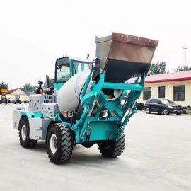 5方6方建筑工地水泥搅拌车 湿料式搅拌运输罐车