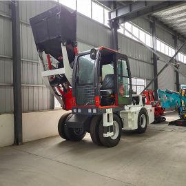 混凝土搅拌运输车 自上料混凝土搅拌车