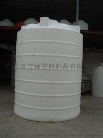 5吨加厚塑料水塔储水罐水箱化工外加剂储蓄罐塑胶桶