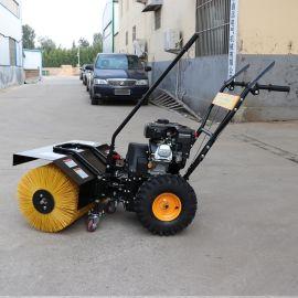 供应除雪滚刷 小型融雪机滚刷式扫雪机 捷克机械
