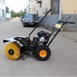 供應除雪滾刷 小型融雪機滾刷式掃雪機 捷克機械