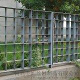 别墅用钢格板围栏厂家直销