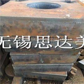 45#厚板切割,锰板切割厂家,钢板切割轴承座