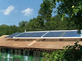 太阳能采暖设备厂家