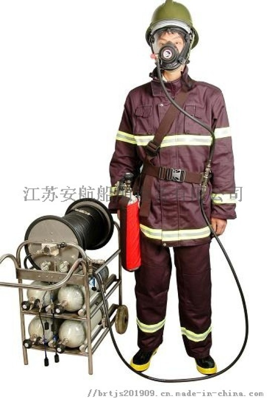 CGW2-2移动式长管空气呼吸器