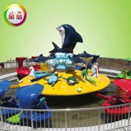 激战鲨鱼岛,主题公园大型游乐设备生产厂家