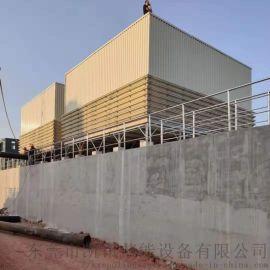 耐高温500T方形冷却塔  高温型方塔