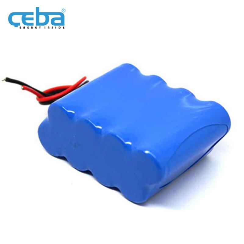 4串2并锂离子18650电池组14.8V锂电池定制