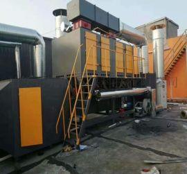 保定工业废气净化器 rco催化燃烧装置