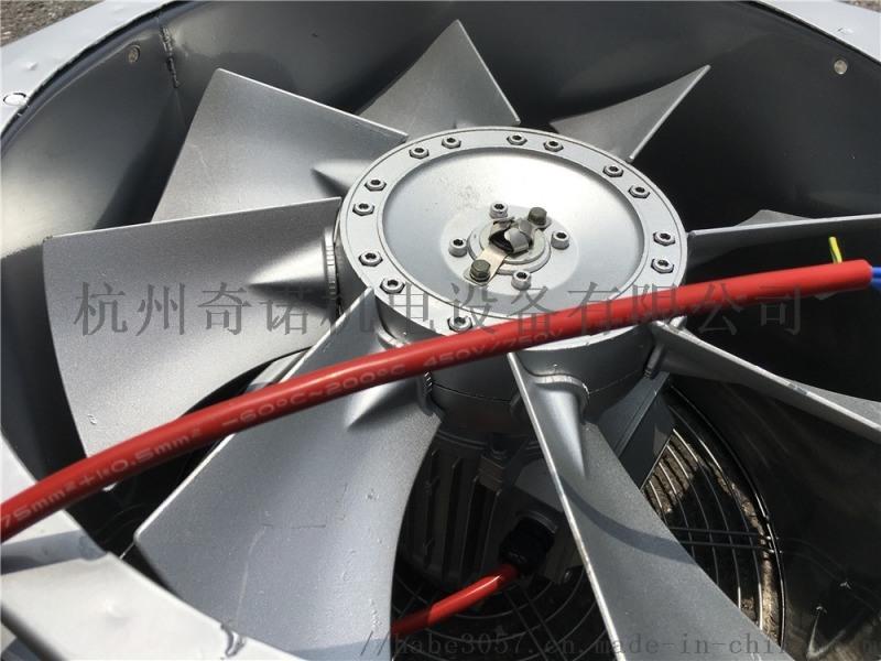 以換代修熱泵機組熱風機, 烤箱熱交換風機
