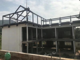 果洛城镇改造装饰仿古筒瓦防风 防水隔热于一体