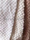 睡袍法兰绒针织贝贝绒面料
