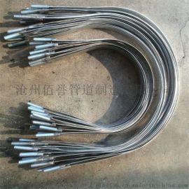 盘锦管夹,A5-1双螺栓管夹,镀锌管夹