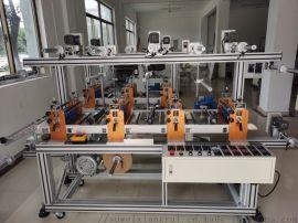 威翔瑞500多工位贴合机