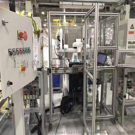 上海善昶专业定制铝型材框架 防护栏厂家