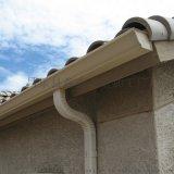 6英寸铝合金天沟 彩铝落水系统生产厂家