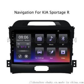 车载GPS导航适用于起亚智跑