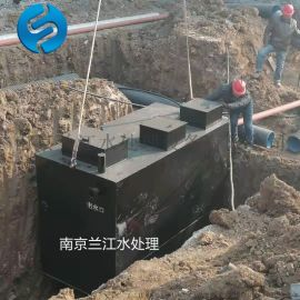 优质一体化地埋式污水处理设备 环保设备