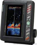 正品日本海马(HONDEX )HE-770 600W功率7英寸液晶专业渔探仪
