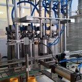 張家港市 高品質直線型柱塞灌裝機 多功能柱塞式灌裝機