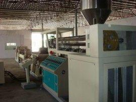 ABA三层共挤PP片材机组,PP片材机,PP拉板机(KWJP1300)