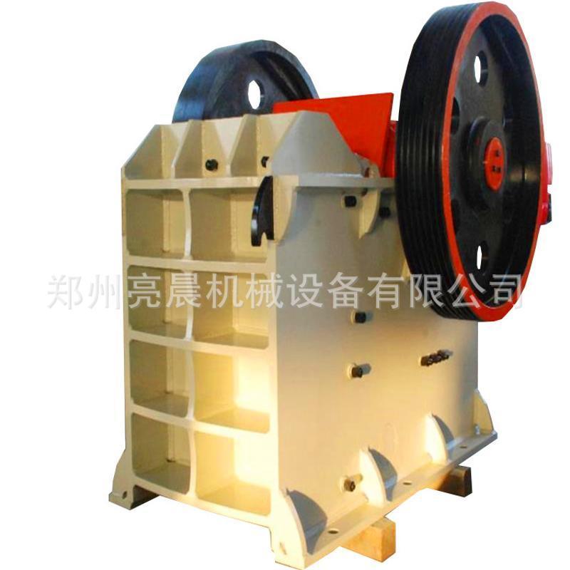矿山石料专用加厚颚式破碎机 砂石生产线设备 鹅卵石碎石机设备