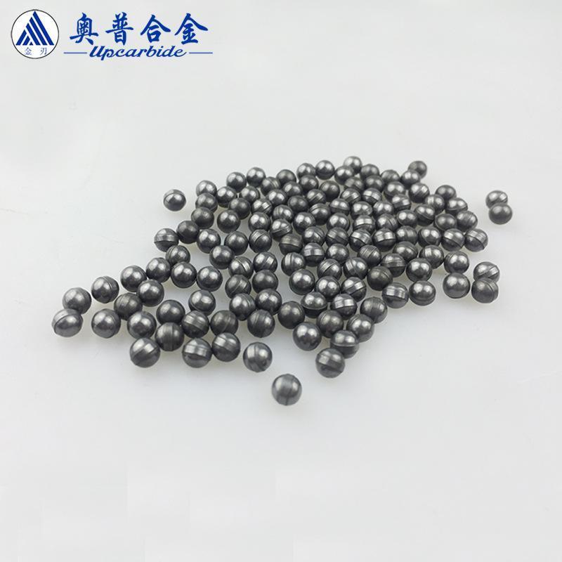 YG8 直徑4.0MM帶環鎢鋼毛坯球 可非標定製