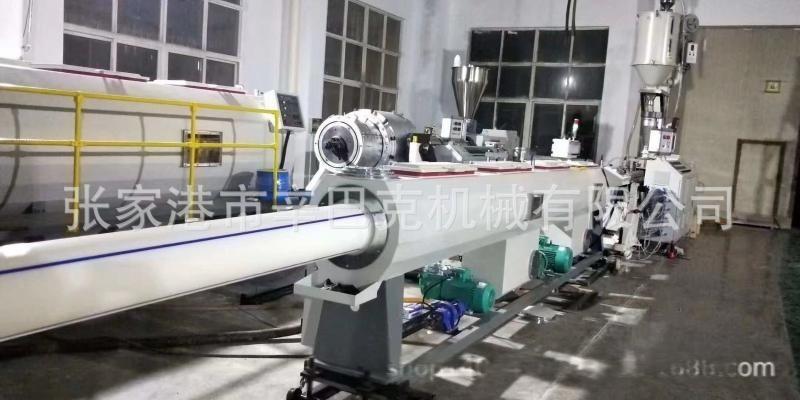 优质PE管材挤出机,HDPE管材挤出设备、管材挤出生产线