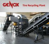 GENOX輪胎粉碎回收/GTS廢舊輪胎回收生產線