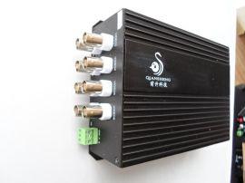 前升科技直销光纤8路视频光端机,