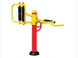 小区健身器材价格 广场健身器材 腰背按摩器
