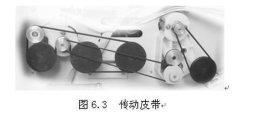 光标阅读机专用配件、脚轮、皮带、三套包邮