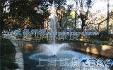 景觀河道常用OBAO浮水噴泉曝氣機