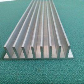 6063散热器 撒热片 格栅散热块铝合金型材