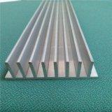 6063散熱器 撒熱片 格柵散熱塊鋁合金型材