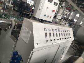 张家港市华德机械 37kw65/33单螺杆挤出机ppr,pe,pp塑料管材挤出机主机