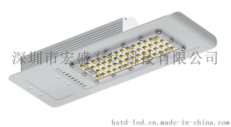 新款LED路灯LED道路灯LED庭院灯60W