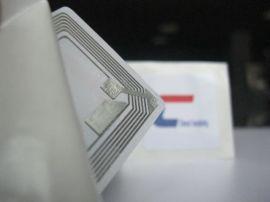 江苏各省市图书馆电子标签制作 RFID防盗标签 PVC卡电子标签