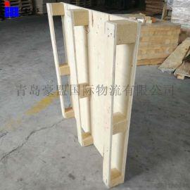 木栈板样式齐全出口免熏蒸可加工 环保材质量无忧