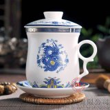 陶瓷杯子生产厂家,定制广告杯子