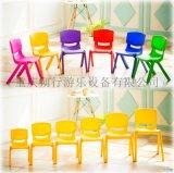 幼兒園兒童塑料椅子學習板凳