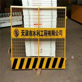 兰州工地施工电梯门施工井口安全门电梯井防护门