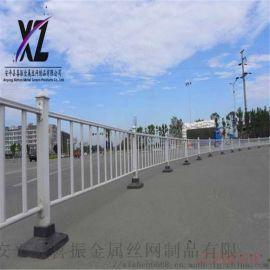 马路公路护栏,道路护栏  规格,路中分流市政护栏