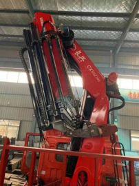 东风D1底盘配8吨10吨吊机平凉