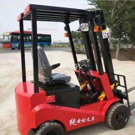 任县环保型电动叉车,陕西液压堆高车搬运车