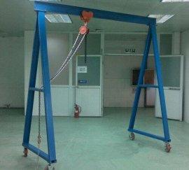 起重龙门架门式小型移动式承重2吨 东莞铭钧承重2吨