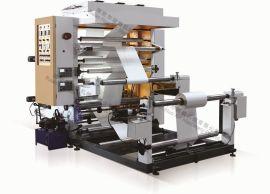 高质量半自动NX1000型,层叠式柔版印刷机,纸质包装