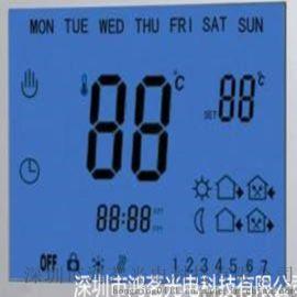 广东供应温控器用LCD液晶屏医疗器械用LCD液晶屏厂家