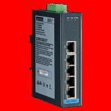 EKI-2525 5端口非網管型工業以太網交換機