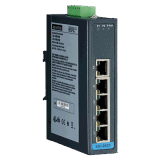 EKI-2525 5端口非网管型工业以太网交换机